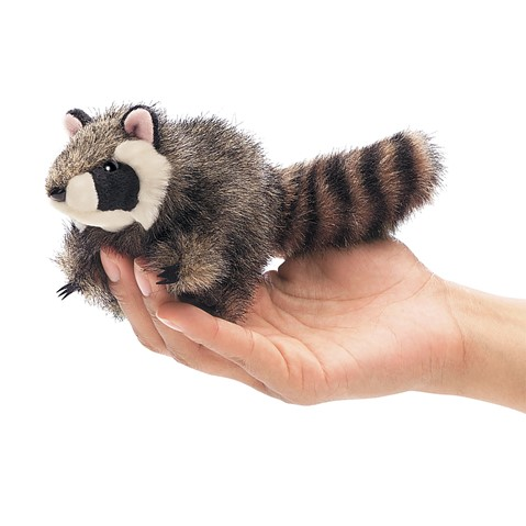 Mini Raccoon  |  Folkmanis