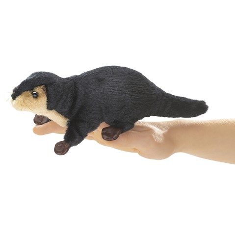 Mini River Otter  |  Folkmanis
