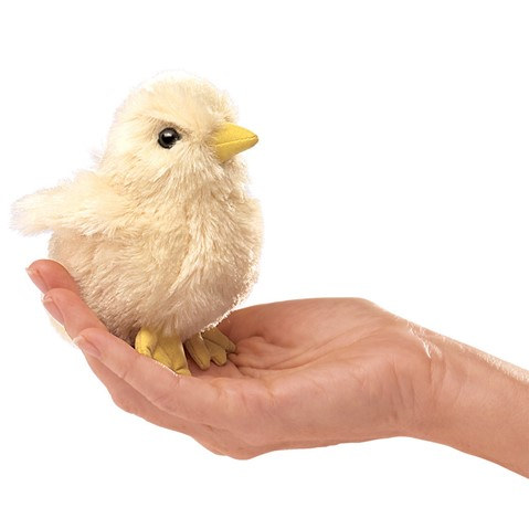 Mini Chick  |  Folkmanis