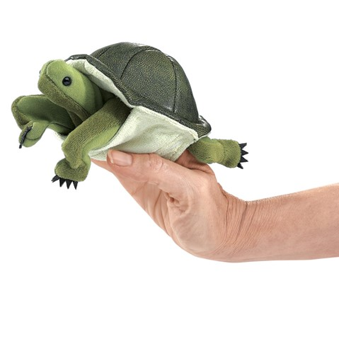 Mini Turtle  |  Folkmanis
