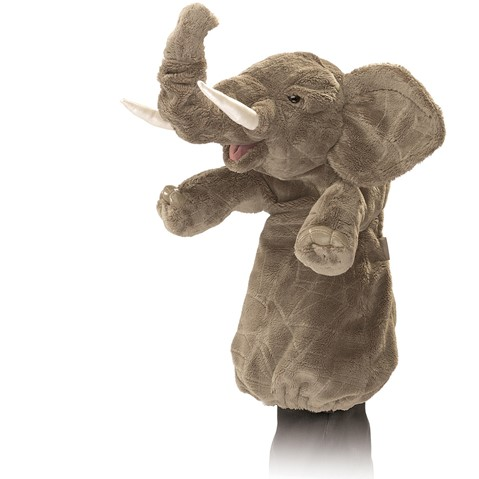 Elephant Stage Puppet  |  Folkmanis
