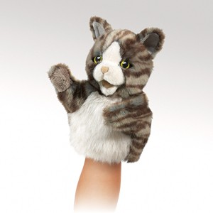 Little Cat Puppet  |  Folkmanis