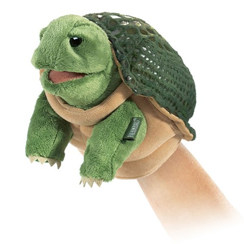 Little Turtle Puppet  |  Folkmanis