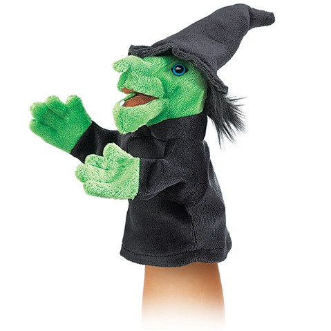 Little Witch Puppet  |  Folkmanis
