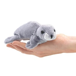 Mini Monk Seal