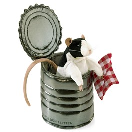Rat in Tin Can
